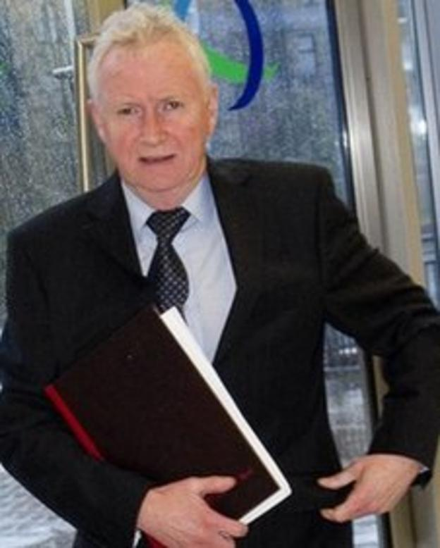 Inverness Caledonian Thistle chairman Kenny Cameron