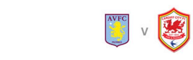 Aston Villa v Cardiff City