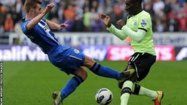 Callum McManaman's tackle on Massadio Haidara