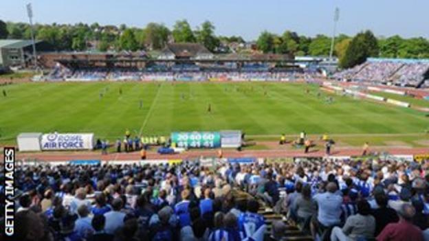 Withdean Stadium