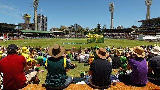 The Waca at Perth