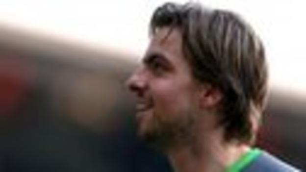 Newcastle goalkeeper Tim Krul