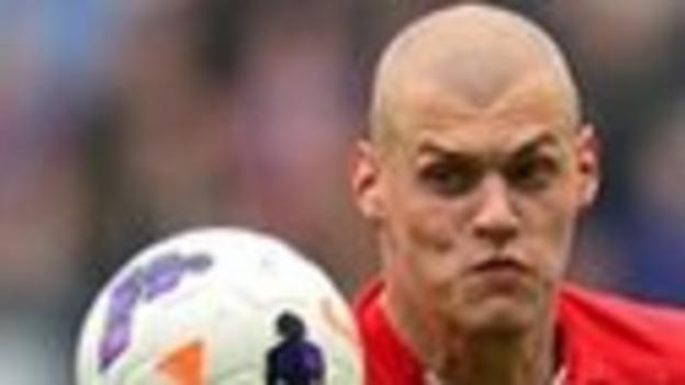 Liverpool's Martin Skrtel