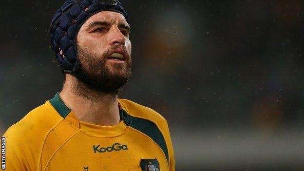 Scott Fardy is recalled for Australia