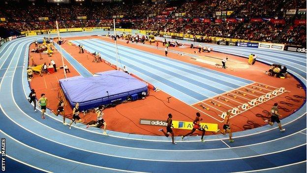 Birmingham National Indoor Arena to host the 2018 World Indoor Championships