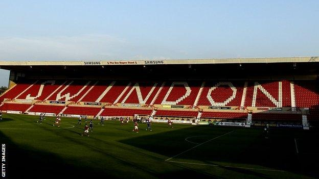 Swindon County Ground