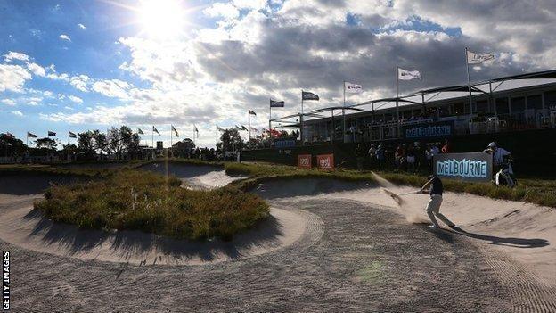 Royal Melbourne Golf Club