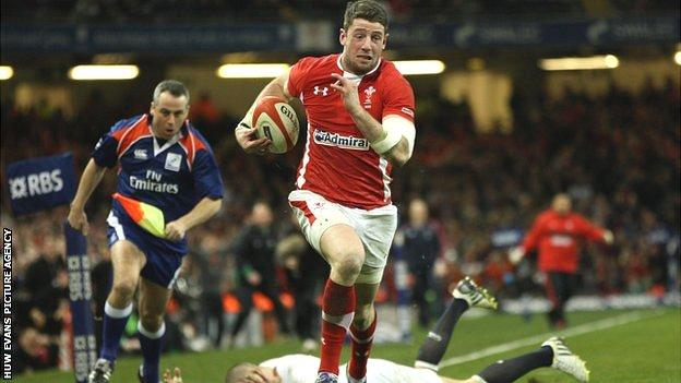 Wing Alex Cuthbert