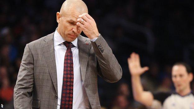Jason Kidd, Brooklyn Nets coach