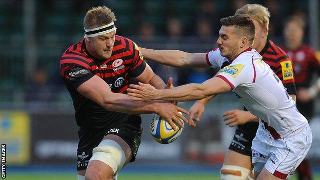 George Kruis and Will Cliff