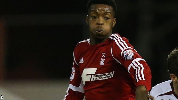 Nottingham Forest's Nathaniel Chalobah