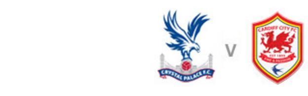 Crystal Palace v Cardiff City