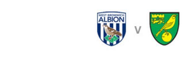 West Brom v Norwich City
