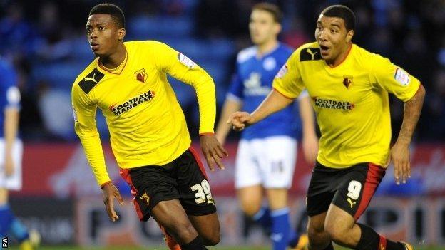 Nathaniel Chalobah spent last season on loan at