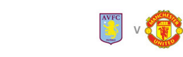 Aston Villa v Man Utd