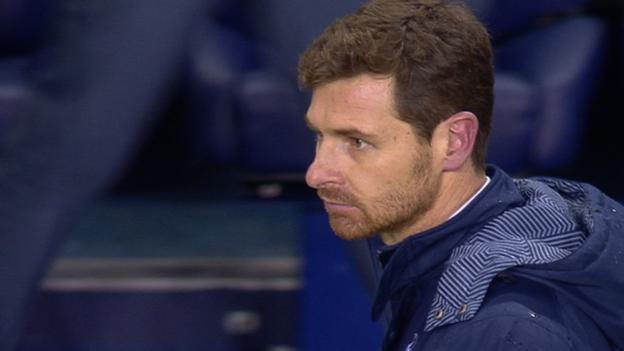 Andre Villas-Boas: Tottenham sack manager