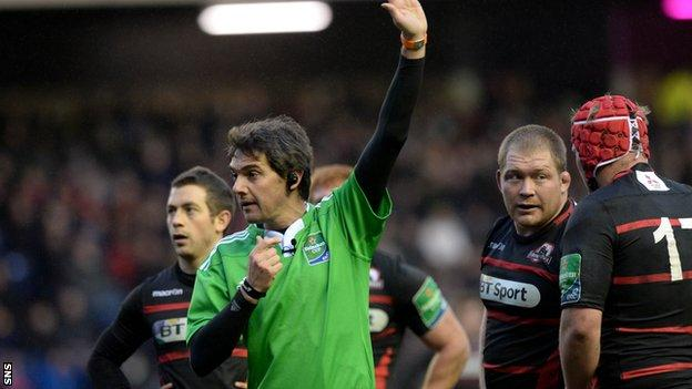 Referees are relying more and more on television match officials