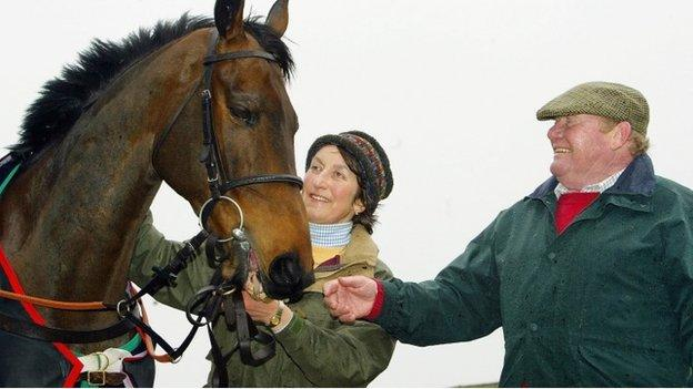 Best Mate, Henrietta Knight and Terry Biddlecombe