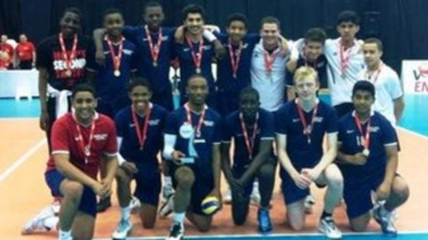 Chadwell Heath volleyball club