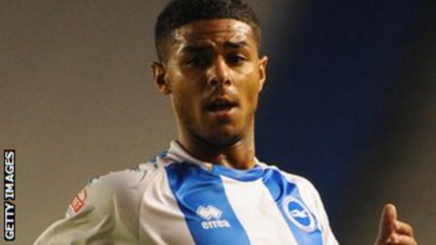 Sunderland target and Brighton midfielder Liam Bridcutt