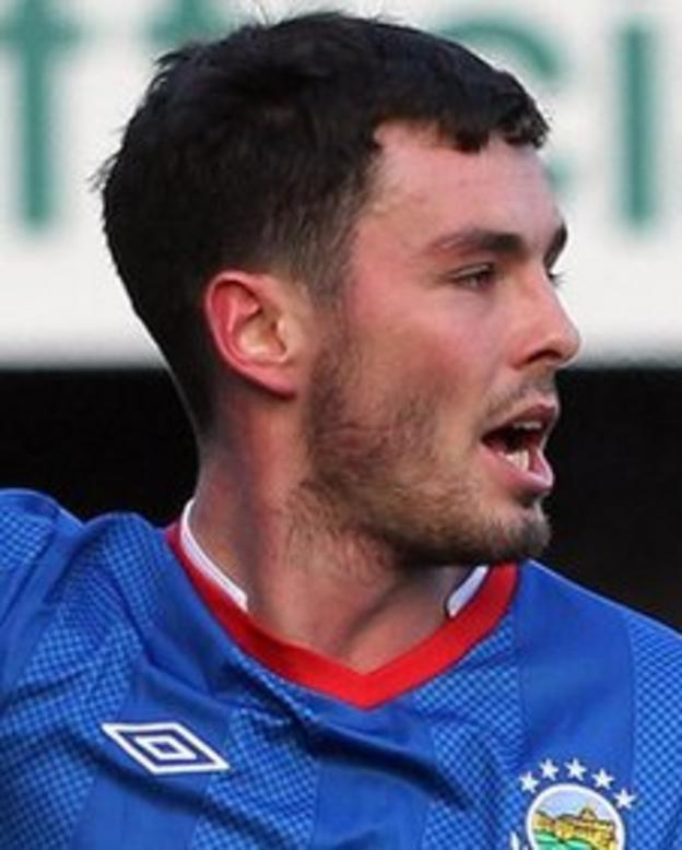 Brian McCaul has left Linfield to join Glenavon
