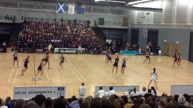 Scotland lost 72-18 to New Zealand in Glasgow