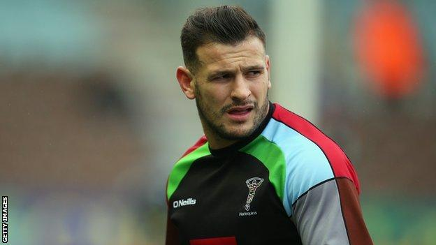 Danny Care of Harlequins