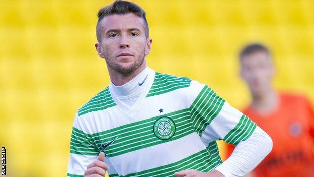 Celtic's Paul George