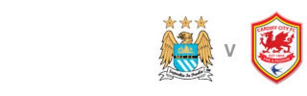 Man City v Cardiff City