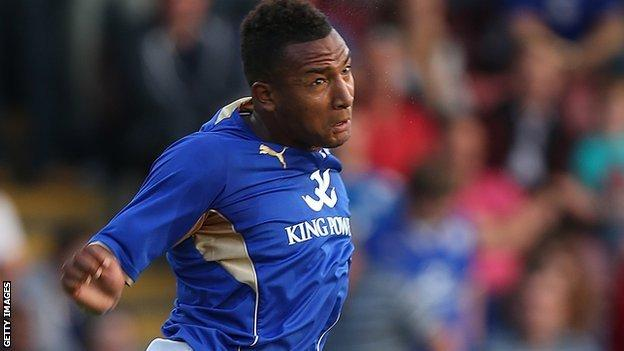 Leicester City's Liam Moore