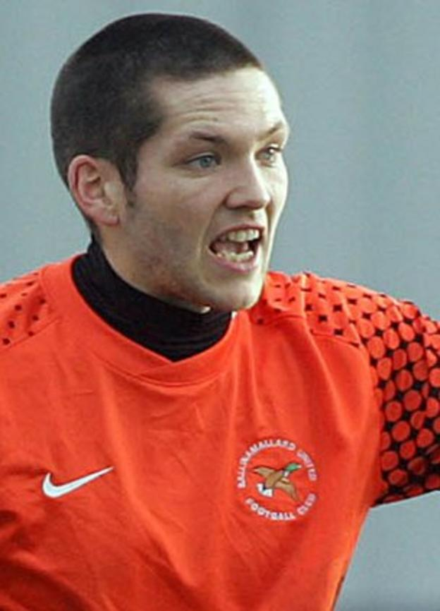 James McGrath will be up against his former club when he makes his Glenavon debut at Ferney Park
