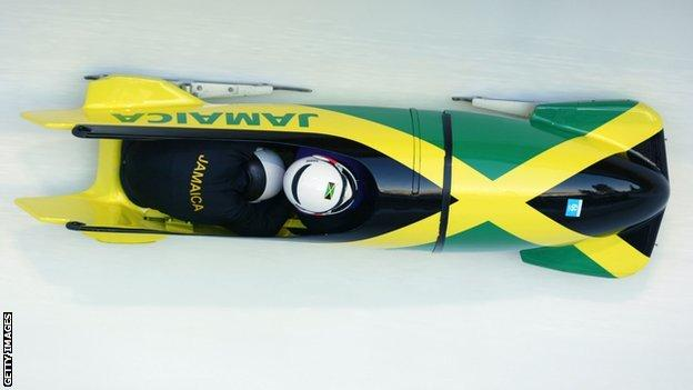 Jamaica last qualified for the Winter Olympics in 2002