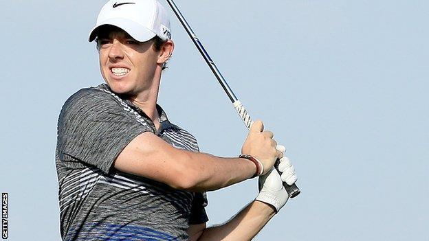 Rory McIlroy won the Dubai Desert Classic in 2009
