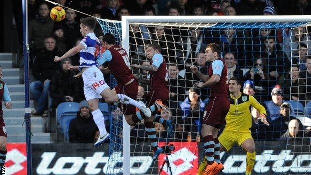 Kevin Doyle scores for QPR