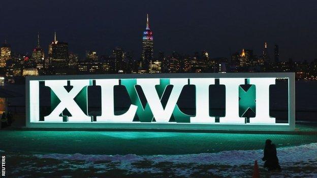 New York Super Bowl