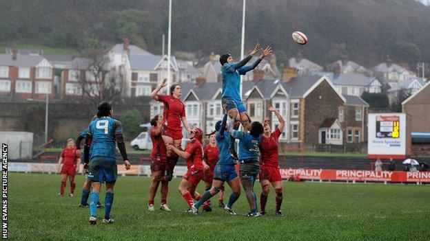 Wales Women v Italy Women