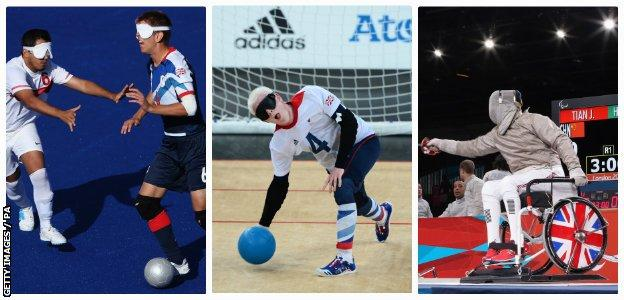 Three Paralympic sports lose their Olympic funding