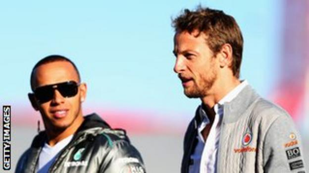 Jenson Button and Lewis Hamilton plan to work together in an effort to prevent Sebastian Vettel from winning another F1 title.