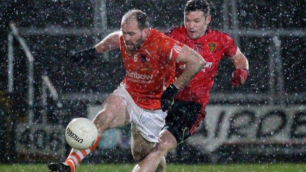 Ciaran McKeever and Donal O'Hare