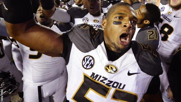 Michael Sam announces he is gay