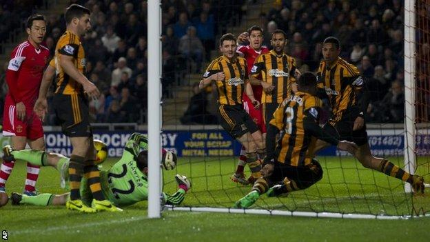 Jose Fonte's goal