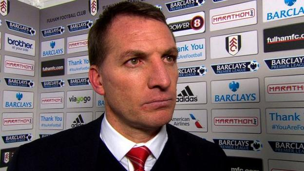 Brendan Rodgers: Liverpool 'may be chihuahuas' in title race