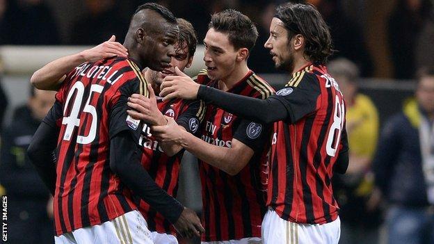 AC Milan v Bologna