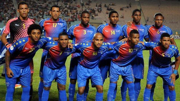 Cape Verde's national football team