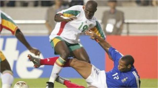 Senegal 1-0 France