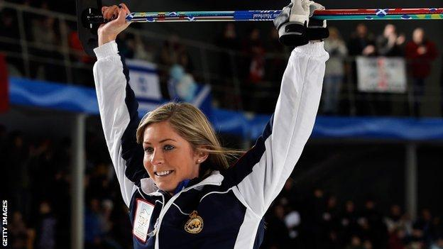 Eve Muirhead leads Scotland to World Championship gold against Sweden