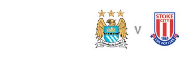 Man City v Stoke