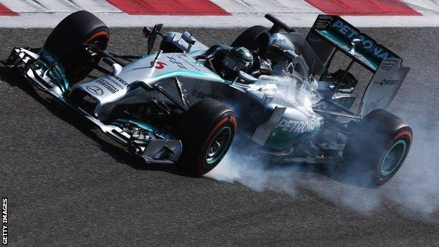 Mercedes 2014 car