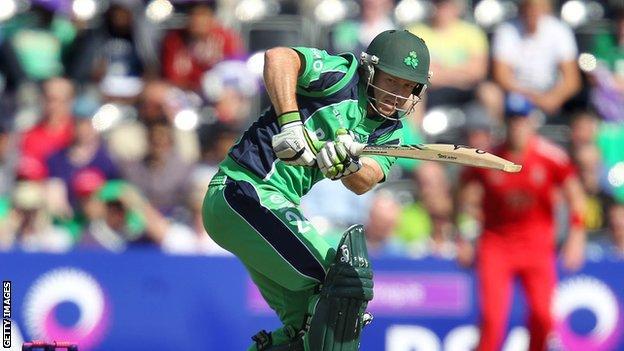 Ed Joyce is targeting series win over West Indies