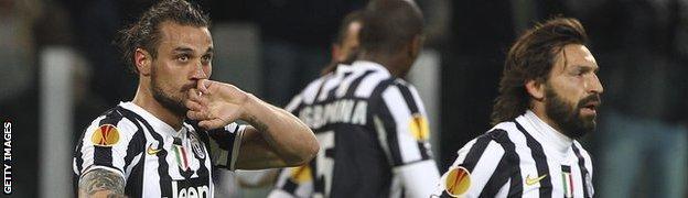 Juventus v Trabzonspor